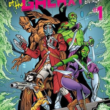 Guardians Of The Galaxy: Mother Entropy By Jim Starlin And Alan Davis Finally Announced For ComicsPRO