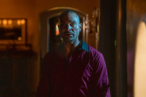 Michael Mando's Nacho may have made a fatal move on Better Call Saul, courtesy of AMC.