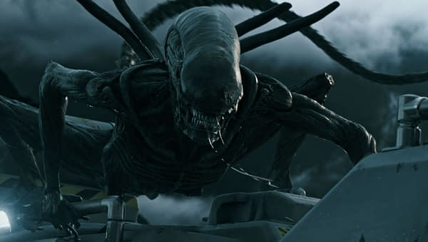 Ridley Scott Can't Stop Teasing Us About Another Alien Movie
