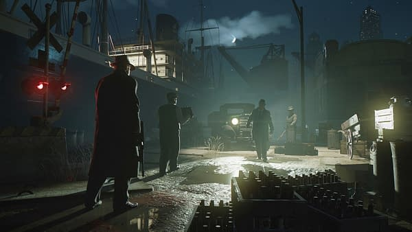 The Mafia trilogy is getting a series of remasters with more info coming next week.
