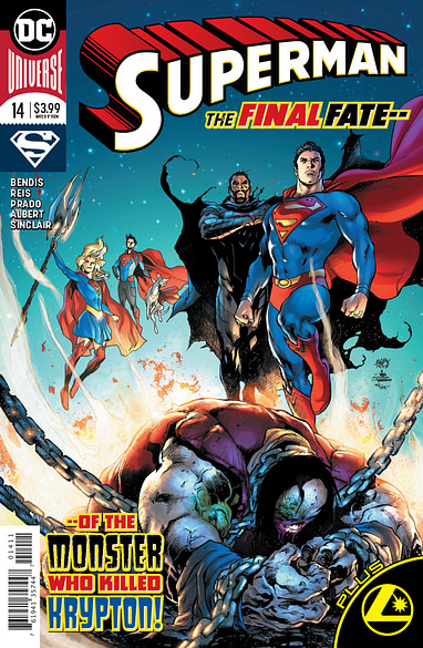DC Comics JUSTICE LEAGUE #33 first printing cover A
