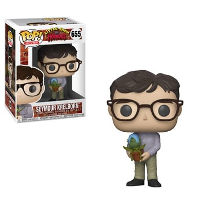 Funko Little Shop of Horrors Seymour