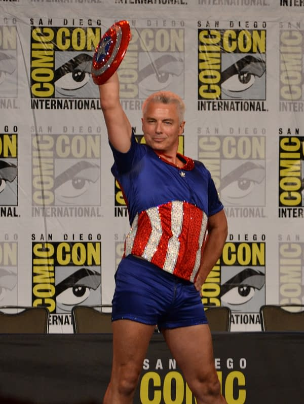 Lying In The San Diego Gutters – 60 Articles From Comic-Con Thursday