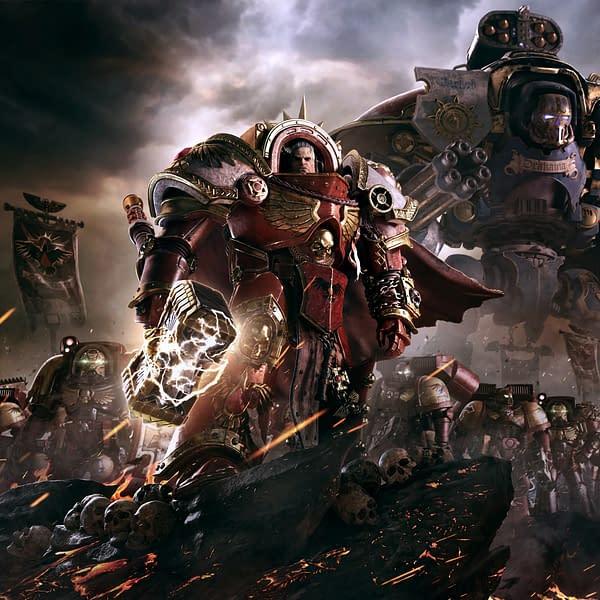Warhammer 40000 Dawn Of War 3 - Social - Secret Instagram Image