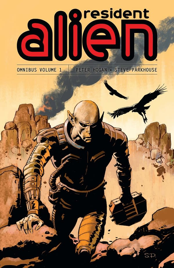 Alan Moore Calls Resident Alien 'A Pitch Perfect Narrative' – Will You Agree?
