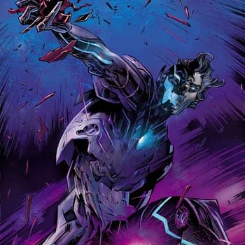 Machine Man, Not Ultron, Will Be Villain of Ultron Agenda