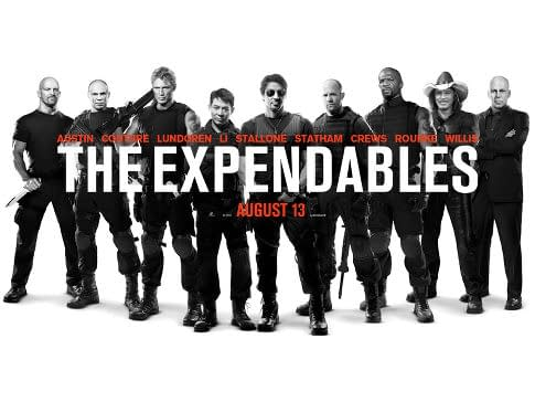 The Expendables – Review