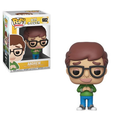 Funko Big Mouth Andrew Pop