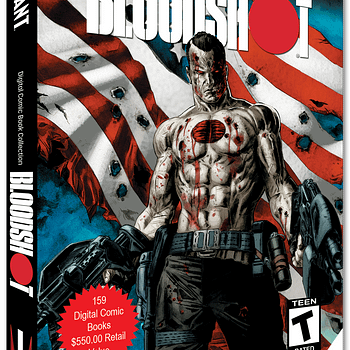 Valiant Selling Every Bloodshot Comic Ever Made for $20