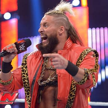 Enzo Amore returns from injury to RAW, courtesy of WWE.