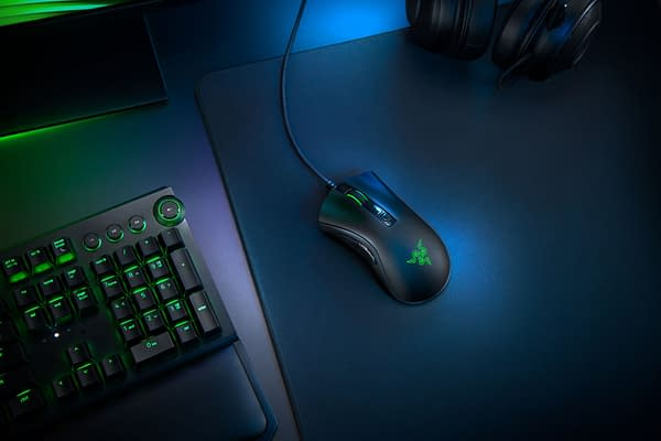 Razer Announces The DeathAdder V2 & Basilisk V2 Gaming Mice
