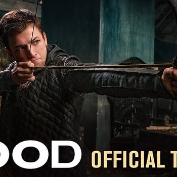 New Robin Hood Trailer Shows Off More Action and Teases the Plot