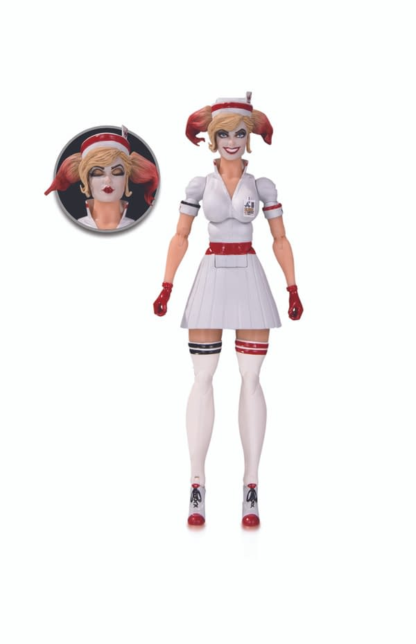 DC Collectibles Ant Lucia Harley Quinn Figure