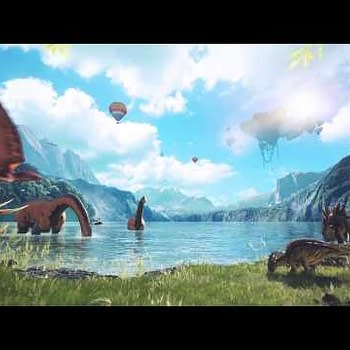 Ark Park Brings The Survival Game To VR In A Jurassic World Style Theme Park