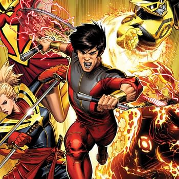 Marvel Studios is Fast Tracking a Shang-Chi Movie
