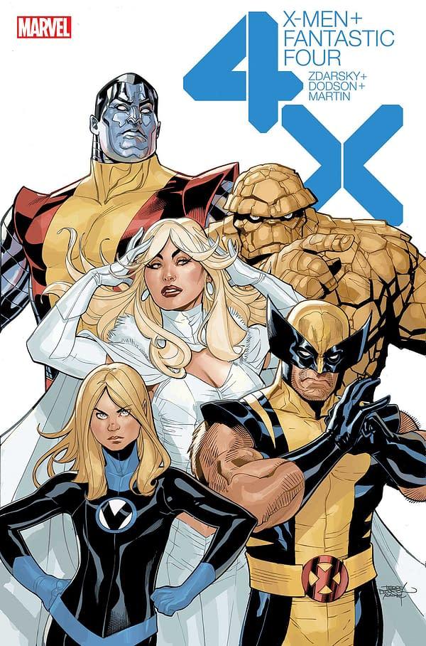 X-Men/Fantastic Four #2 [X-ual Healing 2-26-20]