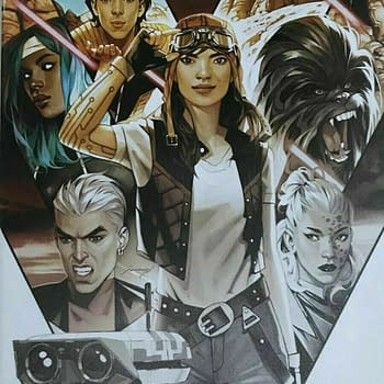 Docter Aphra #1 Retailer Summit Variant Cover