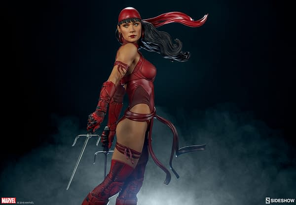 Sideshow Collectible Premium Format Figure Elektra 2