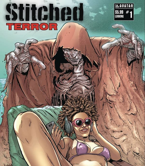 Stitched Returns From Avatar Press in January