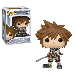 Kingdom Hearts Invades Funko — We Finally Have A Sora Pop