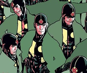 Does Multiple Man Have A Seat, Or Seats, In The X-Men: First Class?