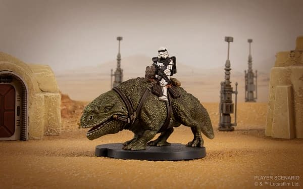 'Star Wars: Legion' Empire Players About to Get Big Lizard Energy