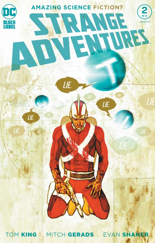 Strange Adventures #2 Review — Odd Dichotomies