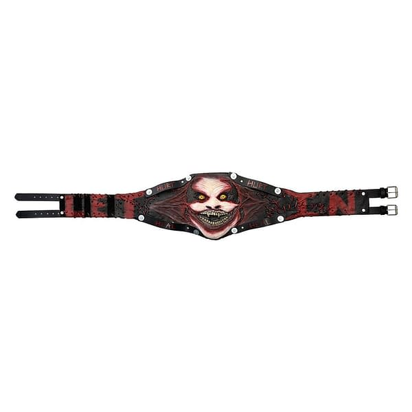"""The Fiend"" Bray Wyatt Custom Title by Tom Savini Available Now...For $6,499"