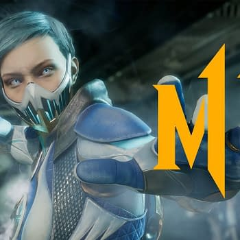 Frost Receives a Proper Mortal Kombat 11 Reveal Trailer