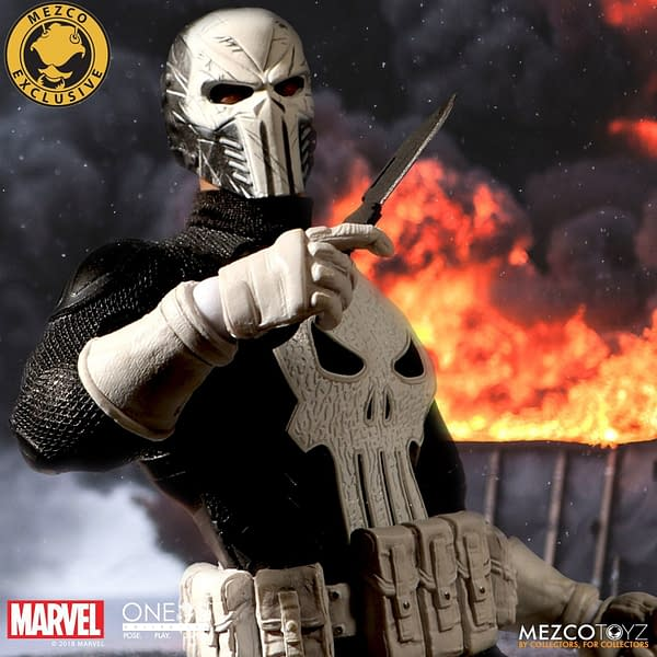 One 12 Collective Punisher Special Ops SDCC Exclusive 10