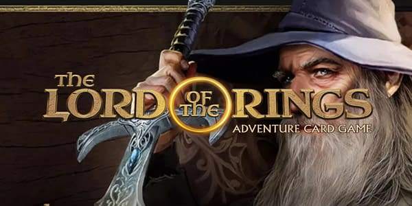 """""""The Lord Of The Rings: Adventure Card Game"""" Is Coming To Consoles"""