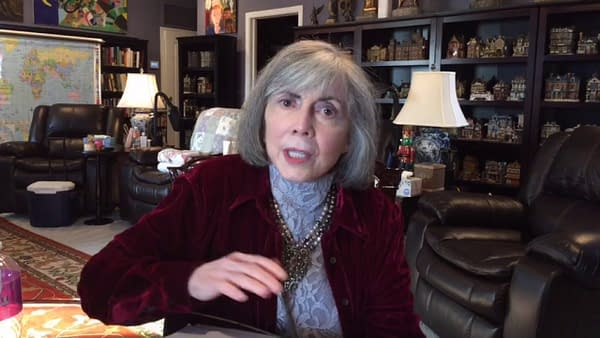 Anne Rice talks on Facebook with Vampire Chronicles fans