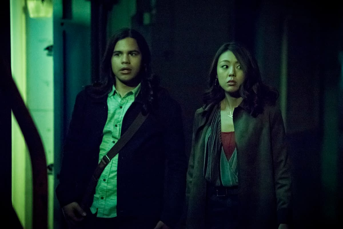 """The Flash"" Season 6 Goes Multiverse Murder Mystery Noir in ""Kiss Kiss Breach Breach"" [SPOILER REVIEW]"