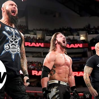 WWE Releases Drake Maverick Heath Slater Gallows and Anderson More