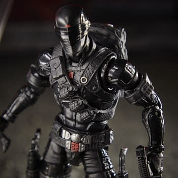 Snake Eyes G.I. Joe Classified Figure Officially Announced By Hasbo