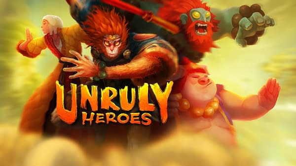 Unruly Heroes - Launch Trailer [Nintendo Switch | Xbox One | PC]