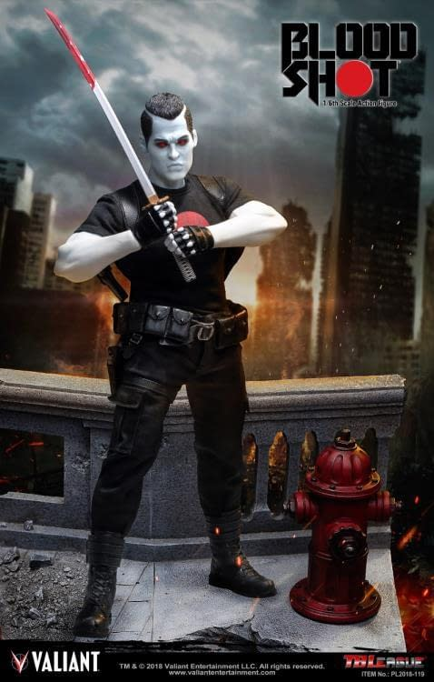 Bloodshot 1:6 Scale Figure 5