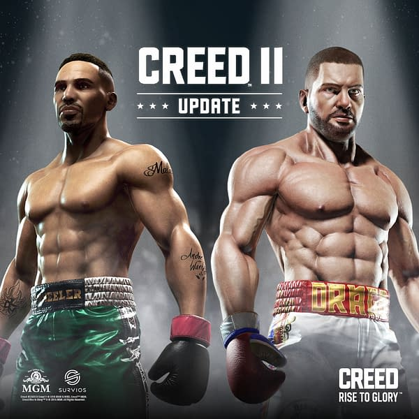 Creed: Rise to Glory Receives a Creed II Character Update
