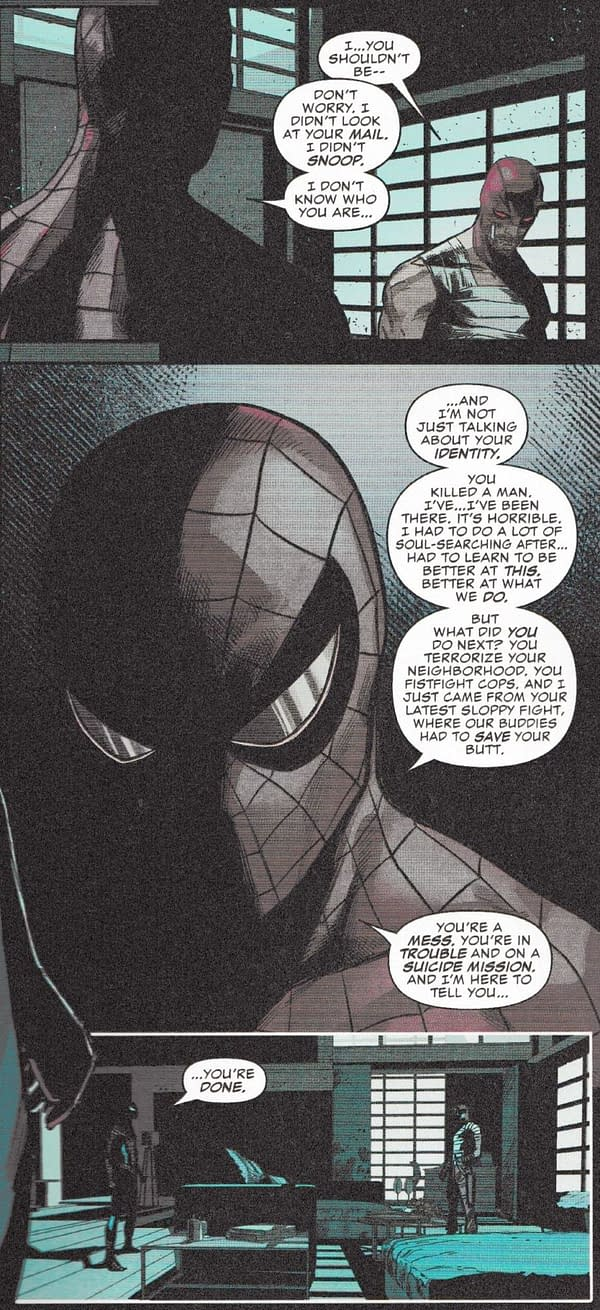 Peter Parker on Power And Responsibility in Amazing Spider-Man, Life Story, Daredevil and War Of The Realms
