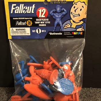 Fallout Fans Will Want to Order the New Toynk Nanoforce Figures