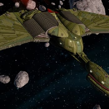 Star Trek Online Klingon Battle Cruiser