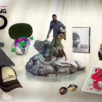 Skybound Announces The Walking Dead: The Telltale Definitive Series
