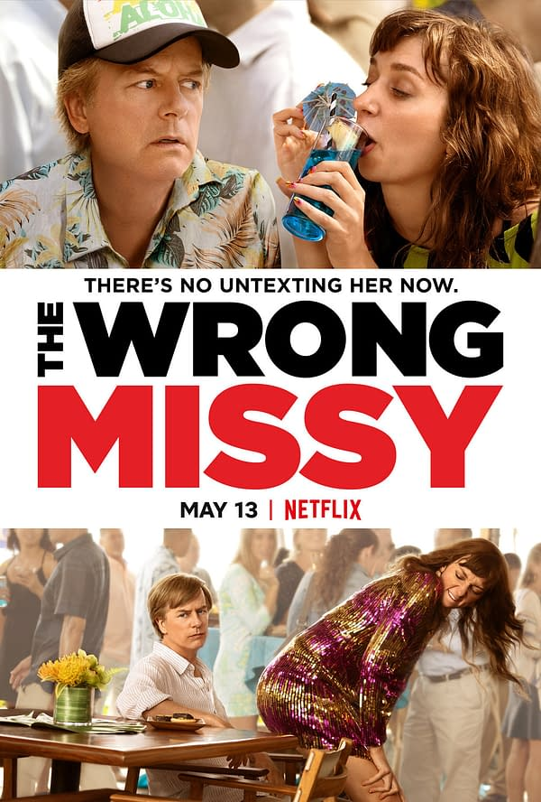 The Wrong Missy hits Netflix at the end of May.