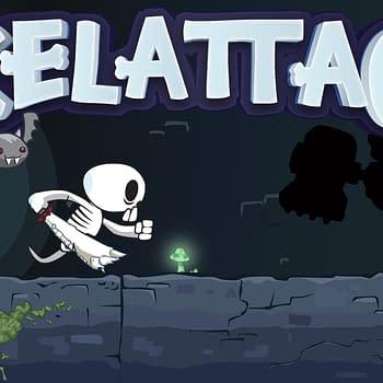 Konami & Ukuza Release The 2D Action-Platformer Skelattack
