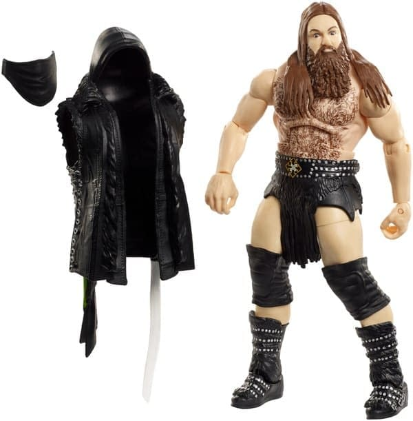 WWE NXT Killian Dain Figure 2