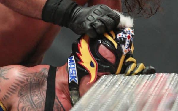 Rey Mysterio & Aleister Black vs. Seth Rollins & Murphy: Raw, May 11, 2020