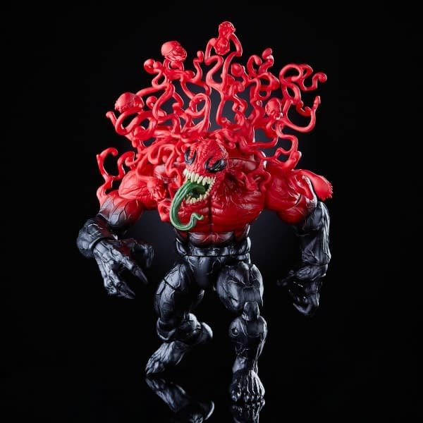 marvel legends symbiote toxin hasbro