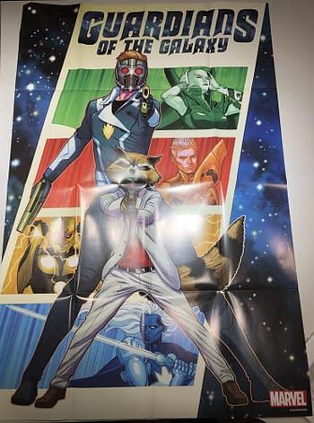 Promotional Posters That Comic Stores Get – Batman #86 promo artwork, Iron Man 2020, Star, & More