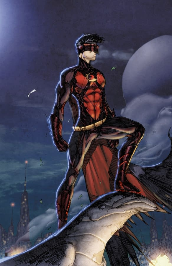 Brett Booth's New… Ish Look For Red Robin