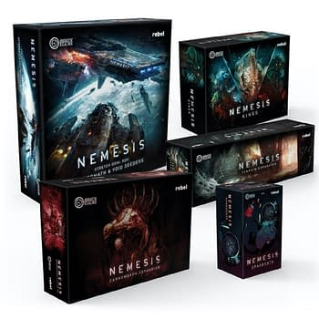 Nemesis Lockdown By Awaken Realms Breaks Kickstarter Record, Site